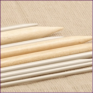 Drops Basic knitting needles, Birch, 20cm 7.0mm