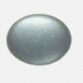 Lether shank button 26 mm grey