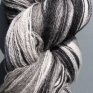 Artistic 1-ply, Aade yarn, Black and White, 126g